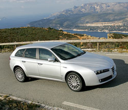 2006 alfa romeo 159 2 2 jts fiche technique et informations. Black Bedroom Furniture Sets. Home Design Ideas