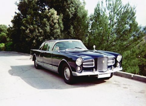 Facel Vega EX Excellence