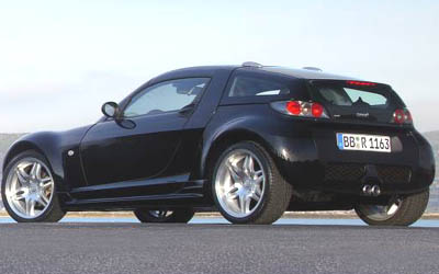 2005 smart roadster brabus fiche technique et informations. Black Bedroom Furniture Sets. Home Design Ideas