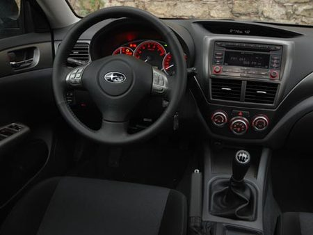 2007 subaru impreza wrx anniversary fiche technique et informations. Black Bedroom Furniture Sets. Home Design Ideas